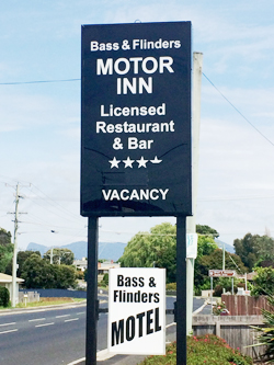 Bass & Flinders Motor Inn - Ulverstone, Tasmania Accommodation